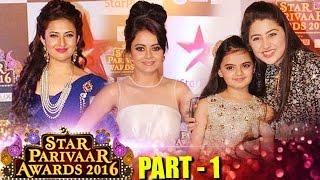 STAR Parivaar Awards 2016 | Red Carpet | Part 1