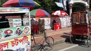 Bike Rider in Rajshahi City/Education City