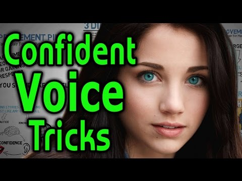 How To Have a Sexy Confident Voice Voice Tonality and Ideophones