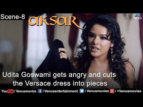 Xxx Mp4 Udita Goswami Gets Angry And Cuts The Versace Dress Into Pieces Aksar 3gp Sex