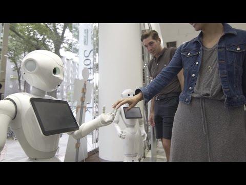 Meet the Robots Powering Japan s New Tech Movement