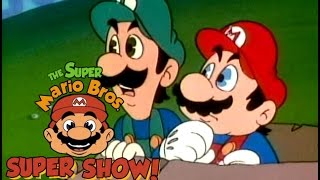 Super Mario Brothers FULL EPISODES - SMB Super Show 130 - DO YOU PRINCESS TOADSTOOL TAKE THIS KOOPA