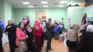 وزارة المالية لتغطية فاعليات افتتاح معرض السلع ليدوية تحت رعاية الوزارة