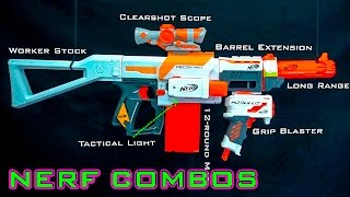NERF COMBOS 2.0 | EPISODE #2
