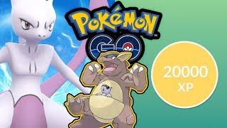 Mewtu-Newsletter, Event in Anaheim & 20.000 EP im Raid   Pokémon GO Deutsch #391
