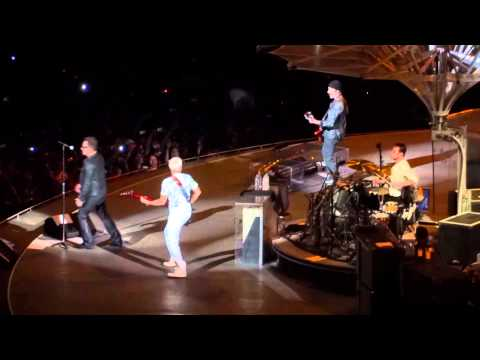U2 Even Better Than The Real Thing (360° Mexico, 14th) [1080p Multicam DRAFT Edited By Mek]