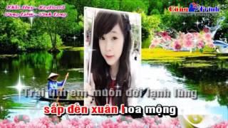 [Karaoke Nhạc Sống] Người Tình Mùa Đông Remix || NEW Beat || Khắc Huy KeyBoard