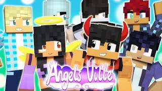 Goodbye Angelsville | Angelsville FINALE [Ep.20] | Minecraft Survival