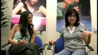I Can't Think Straight & The World Unseen Interview with Shamim Sarif & Sheetal Sheth Part I