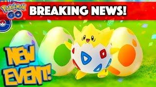 NEW POKEMON GO UPDATE EVENT! New EASTER Event for Pokemon Go Starts TODAY!
