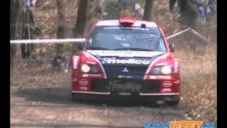 Eger Rallye 2011 Real-X video