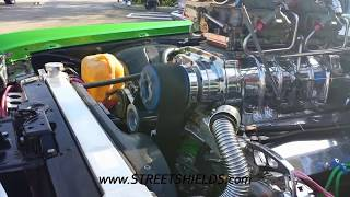 EXCLUSIVE: Supercharged Big Block Donk on 26