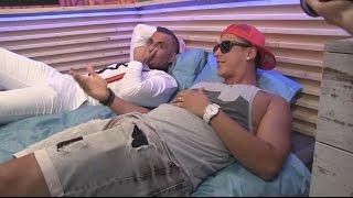 Egy ágyban Aurelio és Győzike - indul a Valóvilág 8