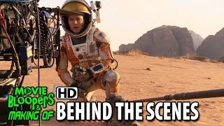 The Martian (2015) Behind the Scenes - Full Version