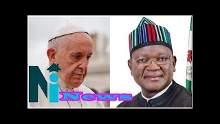 Pope's team leads 50 bishops to Benue mass burial
