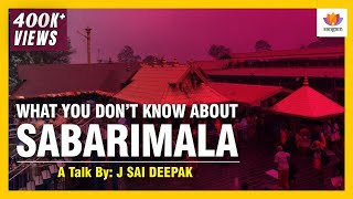 Sabarimala - What you don't know about it