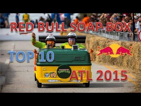 Red Bull Soap Box Race Atlanta 2015 Top 10