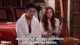 Henry se molesta con Eliza-Selfie (1x05)Sub español