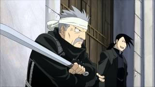 Fullmetal Alchemist Brotherhood Wrath AMV - Across The Line