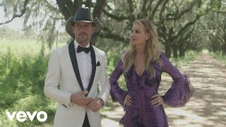 Tim McGraw, Faith Hill - The Rest of Our Life Music Video (Behind the Scenes)