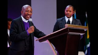 South African Union of Churches pledging their Support to Pastor Alph LUKAU