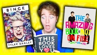 MAKING FUN OF YOUTUBER BOOKS 3