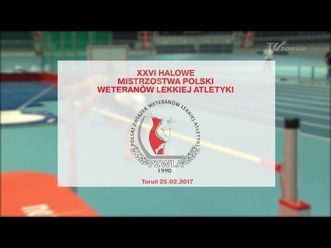 XXVI Halowe Mistrzostwa Polski Weteranów Lekkiej Atletyki