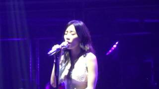 170610 taeyeon persona in hk when i was young