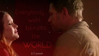 Lucifer & Anael || Everybody want to rules the world