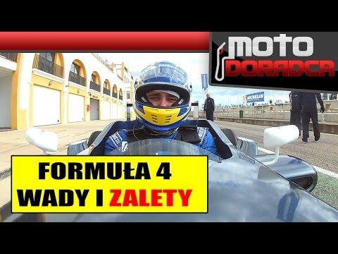 Bolid Formuły WADY i ZALETY MOTO DORADCA