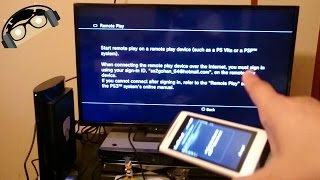 PS3 Remote Play Set Up and Overview (Sony Ericcson Aino) [Manjoume]