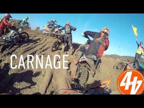 2018 Weston Beach Race | Absolute Carnage