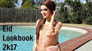 Eid Lookbook 2017 | Agha Noor Eid Collection