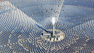 Concentrating Solar Thermal Power Technology Explained