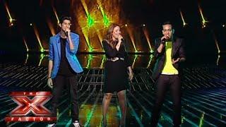Young Pharoz  - أغنية الوداع - العروض المباشرة - الاسبوع 9 - The X Factor 2013