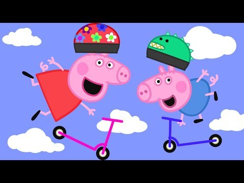 Xxx Mp4 Peppa Pig English Episodes In 4K Scooters Peppa Pig Official 3gp Sex