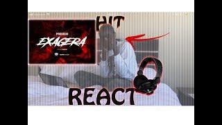 🔴((REACT) Prodigío - Exagera ( Prod: Gaia Beat )
