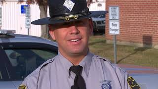 NC state trooper delivers baby off Wake County highway