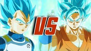 SON GOKU VS VEGETA | DRAGON BALL RAP BATTLE