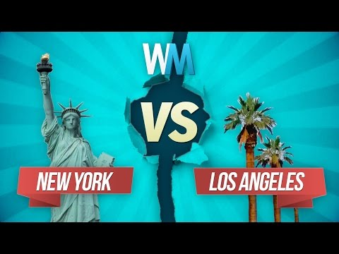 watch New York vs. Los Angeles: Which City Is Best?