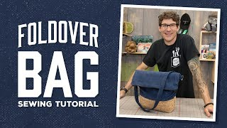 Make a Foldover Bag with Rob