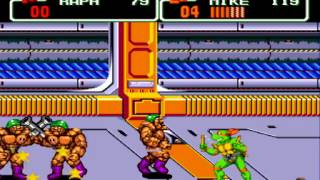 Tenage Mutant Ninja Turtles - The Hyperstone Heist Part 2