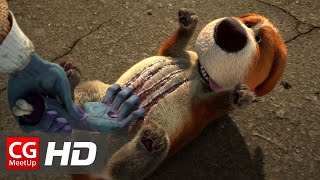 "CGI Animated Short Film HD: ""Dead Friends Short Film"" by Changsik Lee"