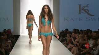 Kate Swim - LA Fashion Week - SS 2013 Runway Bikini Show top Swimsuit models
