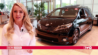 2017 Toyota Sienna Review | Andy Mohr Toyota | Indianapolis, Indiana