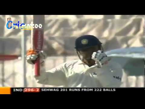 Xxx Mp4 V Sehwag 309 Pakistan V India 1st Test Multan 2004 3gp Sex