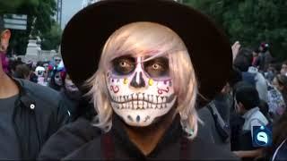 هل سمعت عن مهرجان يوم الموتى؟
