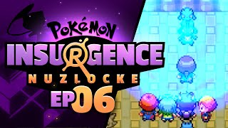 MEGA EVOLUTION RUINS?! - Pokémon Insurgence Nuzlocke (Episode 6)