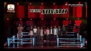 SAVE  (The Battles Week 3   The Voice Kids Cambodia 2017)