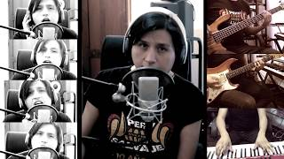 Alberto Alva - Somebody to Love (One Man band Cover) QUEEN